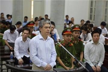Cựu Chủ tịch PVN Nguyễn Xuân Sơn kháng cáo án tử hình