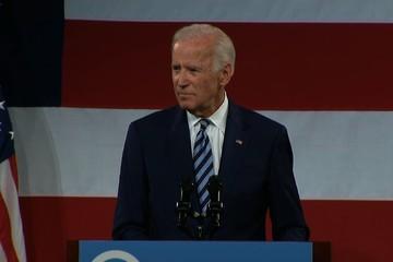 Cựu phó tổng thống Biden: Mỹ đang đi vào một