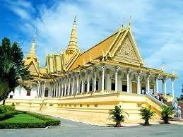Sắt thép – mặt hàng chủ lực xuất sang thị trường Campuchia