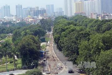 Tháng 11 khởi công xây dựng cầu cạn 5.300 tỷ đồng đoạn Mai Dịch - cầu Thăng Long