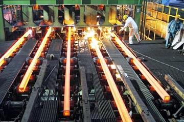 9 tháng, ngành thép tăng trưởng trên 2 con số