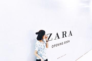 Trưa 9/11, Zara sẽ mở cửa tại Hà Nội