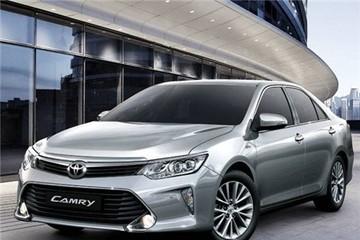 Toyota Việt Nam chính thức bán Camry 2017, giá 997 triệu đồng