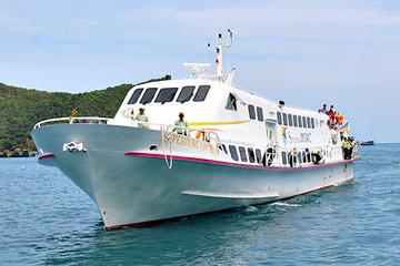 SKG đóng 2 tàu cao tốc giá 4 triệu USD, thanh toán làm 4 đợt