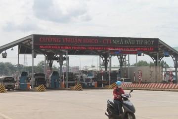 BOT Biên Hòa thu phí trở lại từ ngày 16/10, giảm 20% so với mức cũ