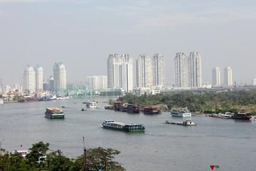 TPHCM đầu tư hàng ngàn tỉ đồng nạo vét đường thủy