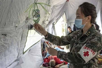 Trung Quốc có thể sắp thành nước viện trợ lớn nhất thế giới