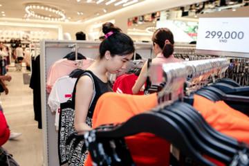 'Đại gia' H&M đổ bộ Hà Nội đầu tháng tới