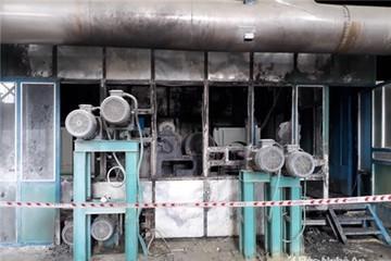 Cháy nhà máy Hoa Sen Nghệ An: Tài sản thiệt hại không đáng kể, mua bảo hiểm 100%
