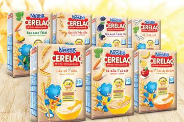 Nestle tăng giá bán đến 5% một số sản phẩm dành cho trẻ em tại Việt Nam