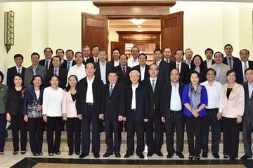 """Bộ Chính trị thống nhất cho Tp.HCM được hưởng cơ chế """"đặc thù"""""""