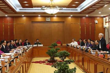 Tổng bí thư: Xây dựng Hà Nội thành 'thành phố rồng bay'