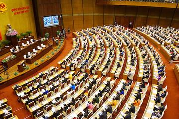Kỳ họp thứ 4, Quốc hội khóa XIV sẽ diễn ra trong 26 ngày