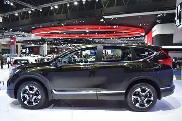 Honda CR-V 7 chỗ sắp bán tại Việt Nam