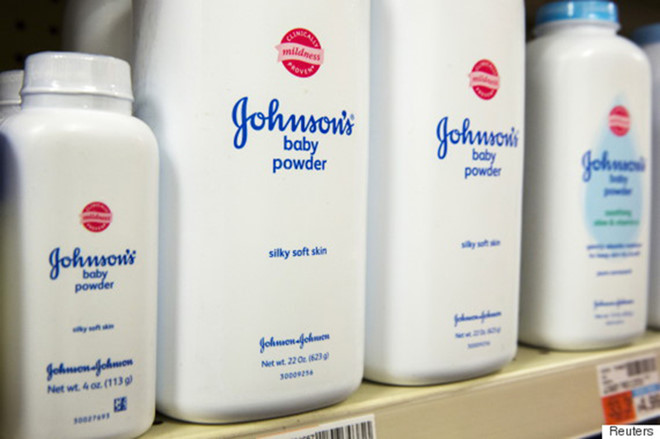 Tòa án Califonia ủy án sơ thẩm vụ Johnson & Johnson bồi thường 417 triệu USD