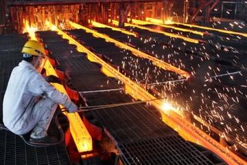 Sản lượng thép toàn cầu rơi xuống mức thấp nhất kể từ tháng 2