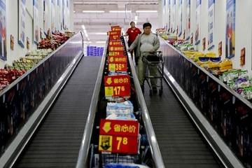 Sức mua hàng tiêu dùng nhanh hạ nhiệt ở Trung Quốc