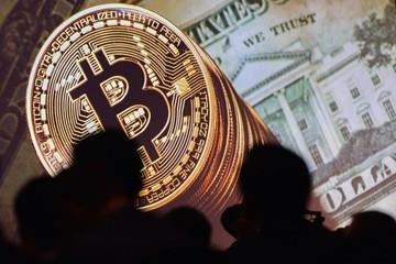 Bitcoin rớt