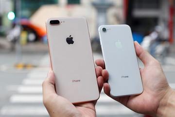 Người Mỹ ồ ạt bán lại iPhone 8 chờ lên đời iPhone X