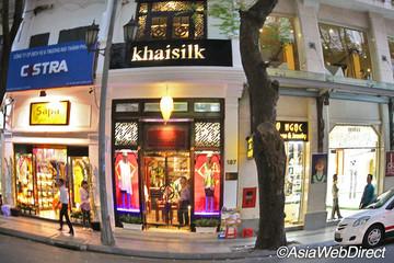 Bán lụa và kinh doanh nhà hàng siêu lợi nhuận nhưng công ty của Khải Silk lại