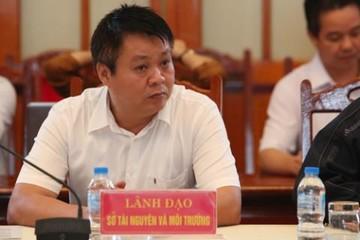Ông Phạm Sỹ Quý bị cho thôi chức Giám đốc Sở TNMT Yên Bái