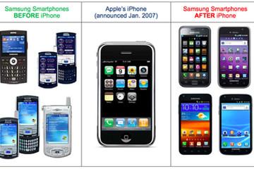 Apple - Samsung tiếp tục kéo nhau ra tòa trong vụ kiện tỷ đô