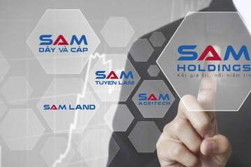 Gom DVN giá cao, SAM Holdings ngậm ngùi báo lỗ 3,6 tỷ quý III do trích lập