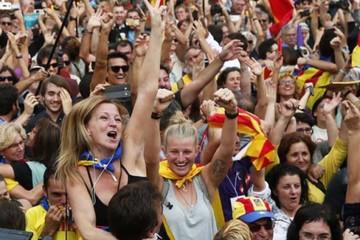 Catalonia bị quốc tế cô lập