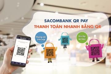 """Ngân hàng nào có công nghệ """"cà"""" điện thoại để thanh toán?"""