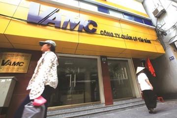 VAMC tăng lãi suất áp dụng cho các khoản nợ xấu đã mua lên 9,9%