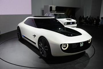 Những chiếc xe tương lai nổi bật nhất tại Triển lãm ô tô Tokyo