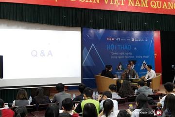 ĐH Ngoại Thương tổ chức hội thảo