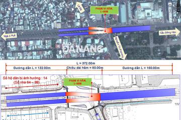 Đà Nẵng thông xe Nút giao thông Điện Biên Phủ - Nguyễn Tri Phương đón APEC
