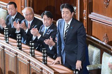 Ông Shinzo Abe tái đắc cử, chính thức trở thành thủ tướng tại nhiệm lâu nhất Nhật Bản