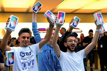 Samsung vẫn dẫn đầu doanh số smartphone toàn cầu
