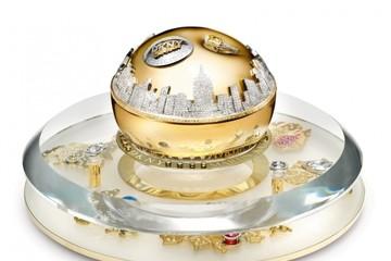 DKNY triệu USD: Chai nước hoa nữ đắt nhất thế giới