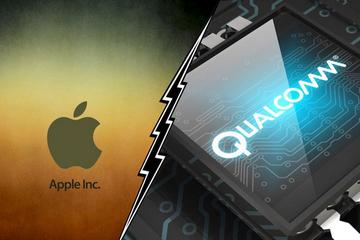 Lợi nhuận Qualcomm giảm gần 90% vì 'chiến tranh' với Apple