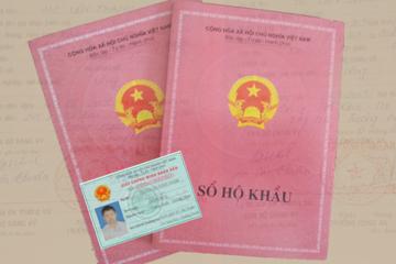 Chính phủ đồng ý bỏ sổ hộ khẩu, chứng minh nhân dân