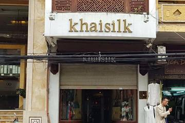 9 tháng, Khaisilk nộp thuế hơn 200 triệu đồng