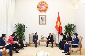 Thủ tướng đề nghị Jack Ma