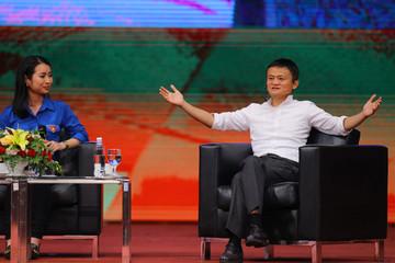 Jack Ma: Những người thành công thực sự không bao giờ than phiền