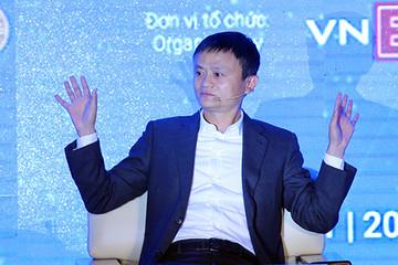 Jack Ma: Doanh nhân đừng nghĩ kiếm được bao nhiêu tiền trước tiên
