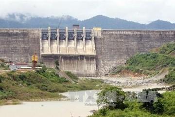Thông tin vỡ đập thủy điện Sông Tranh 2 là tin đồn thất thiệt
