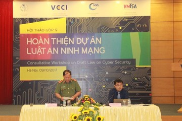 Dự thảo Luật An ninh mạng: Không thể bỗng dưng chặn dịch vụ internet
