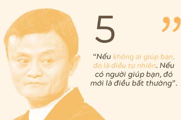 [Infographic] Những câu nói truyền cảm hứng của tỷ phú Jack Ma cho giới trẻ Việt Nam