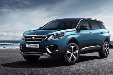 Peugeot 5008 giá gần 1,5 tỷ - đối thủ mới của Toyota Fortuner tại Việt Nam