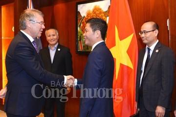 Việt Nam và New Zealand khẳng định tầm quan trọng của TPP đối với mỗi nước