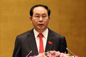 Chủ tịch nước Trần Đại Quang hôm nay phát biểu tại CEO Summit