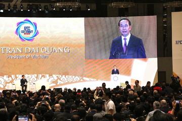 Chủ tịch nước nêu 3 vấn đề cấp bách tại APEC CEO Summit