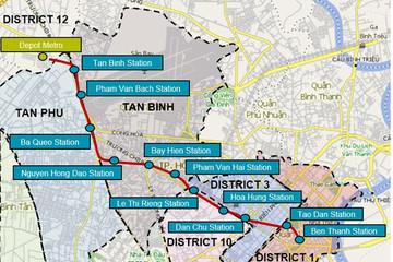 Metro Bến Thành - Tham Lương xin